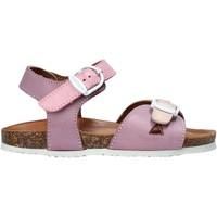 Sapatos Rapariga Sandálias Bionatura CHIARA Rosa