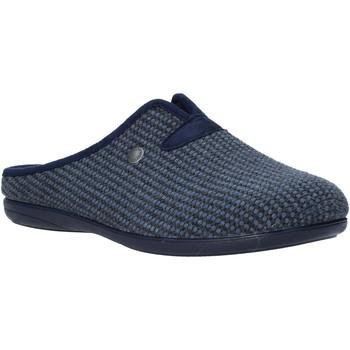 Sapatos Homem Chinelos Grunland CI2423 Azul
