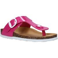 Sapatos Criança Chinelos Bionatura 22B 1010 Rosa