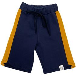 Textil Criança Shorts / Bermudas Naturino 6001022 01 Azul
