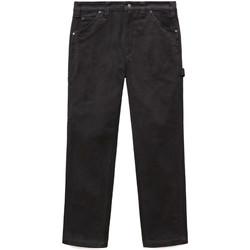 Textil Mulher Calças Dickies DK0A4XJHBLK1 Cinzento