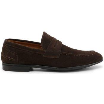 Sapatos Homem Mocassins Duca Di Morrone - leone-cam Castanho