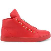 Sapatos Homem Sapatilhas de cano-alto Duca Di Morrone - dustin Vermelho