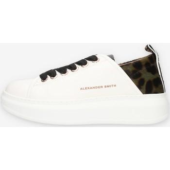 Sapatos Mulher Sapatilhas Alexander Smith E113211 Verde