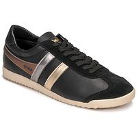 Sapatos Mulher Sapatilhas Gola BULLET TRIDENT Preto / Ouro