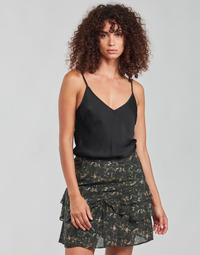 Textil Mulher Tops / Blusas Ikks BN11265 Preto