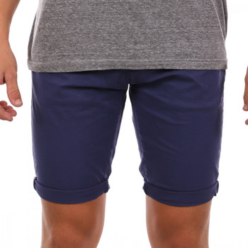 Textil Homem Shorts / Bermudas La Maison Blaggio  Azul
