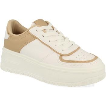 Sapatos Mulher Sapatilhas Woman Key P90 Kaki