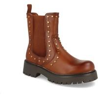 Sapatos Mulher Botins Ainy 4102 Camel