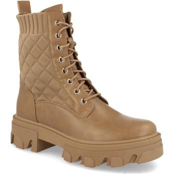 Sapatos Mulher Botins Ainy 9390 Kaki