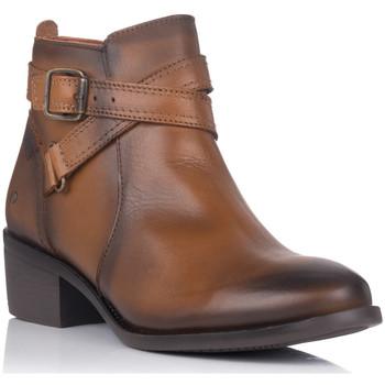 Sapatos Mulher Botins 48 Hrs 23202 Castanho