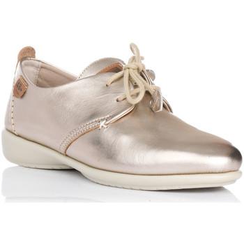 Sapatos Mulher Sapatos 48 Hrs 110102 Ouro