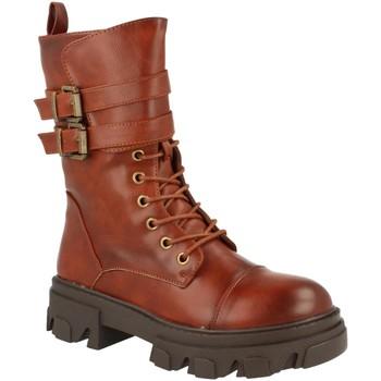 Sapatos Mulher Botas Ainy 7549 Camel