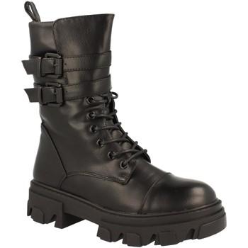 Sapatos Mulher Botas Ainy 7549 Negro