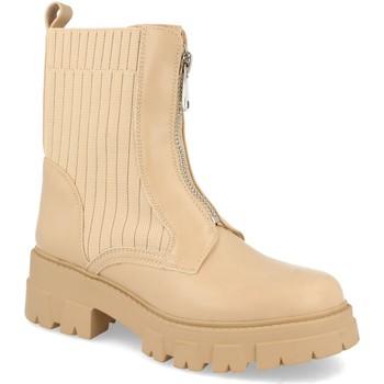 Sapatos Mulher Botins Ainy 8723 Beige