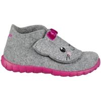 Sapatos Criança Chinelos Superfit Happy Cinzento