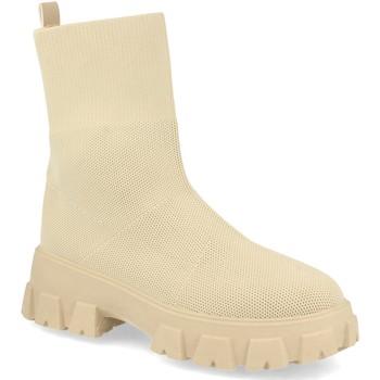 Sapatos Mulher Botins Buonarotti N1CD-1308 Beige