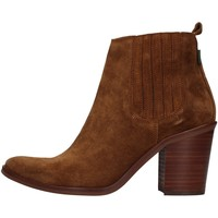 Sapatos Mulher Botins Dakota Boots DKT24 Castanho