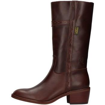 Sapatos Mulher Botas Dakota Boots 476 Castanho
