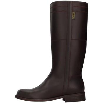 Sapatos Mulher Botas Dakota Boots 300-LU Castanho
