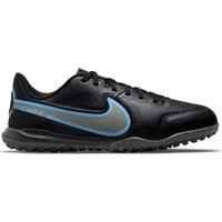 Sapatos Criança Chuteiras Nike JR Legend 9 Academy TF Preto