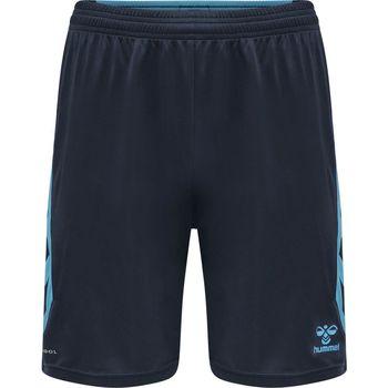 Textil Shorts / Bermudas Hummel Short  Poly hmlACTION noir/bleu