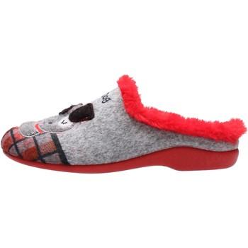 Sapatos Mulher Chinelos Grunland - Pantofola rosso CI2478 ROSSO