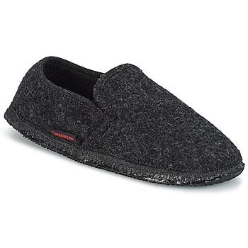 Sapatos Homem Chinelos Giesswein NIEDERTHAL Preto