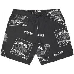Textil Homem Fatos e shorts de banho Jacker Limitless Preto