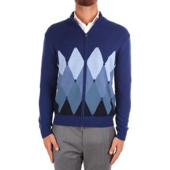 Textil Homem Casacos de malha Ballantyne T2K036 7K0A8 Multicolor