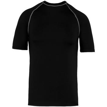 Textil T-Shirt mangas curtas Proact PA4007 Preto