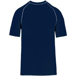 Textil T-Shirt mangas curtas Proact PA4007 Marinha esportiva
