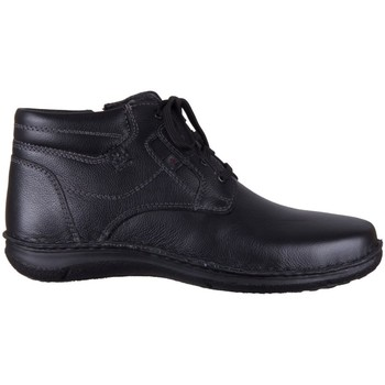 Sapatos Homem Botas baixas Josef Seibel Anvers Preto
