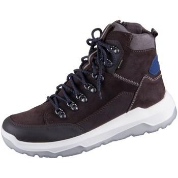 Sapatos Criança Sapatilhas de cano-alto Superfit Space Castanho