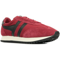 Sapatos Homem Sapatilhas Gola Boston 78 Vermelho