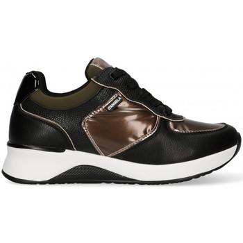 Sapatos Mulher Sapatilhas Dangela 57863 preto