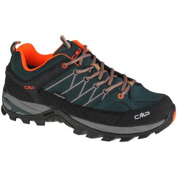 Sapatos Homem Sapatos de caminhada Cmp Rigel Low Vert