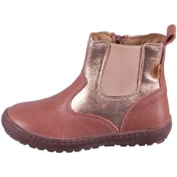 Sapatos Rapariga Botins Bisgaard Ebba Cor-de-rosa