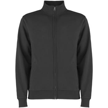 Textil Mulher Casaco polar Kustom Kit KK334 Cinza Escuro