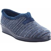 Sapatos Mulher Chinelos Garzon Vá para casa Sra.  1325.527 azul Azul