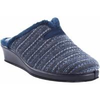 Sapatos Mulher Chinelos Garzon Vá para casa Sra.  1725.527 azul Azul