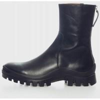 Sapatos Mulher Botins Angel Alarcon 21613 Negro