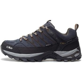 Sapatos Homem Sapatos de caminhada Cmp Rigel Azul marinho