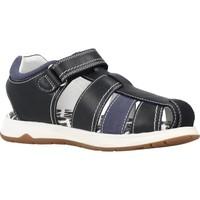 Sapatos Rapaz Sandálias Garvalin 212640 Azul