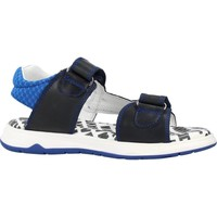 Sapatos Rapaz Sandálias Garvalin 212642 Azul