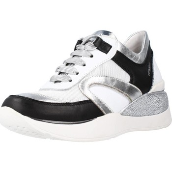 Sapatos Mulher Sapatilhas Stonefly ELETTRA 23 NAPPA Branco