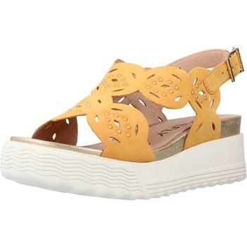 Sapatos Mulher Sandálias Stonefly PARKY 9 VELOUR Amarelo