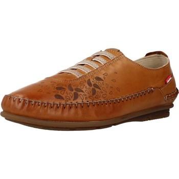 Sapatos Mulher Sapatos Fluchos F1180 Marron