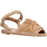 Sapatos Rapariga Sandálias Ria 20090 27167A Marron