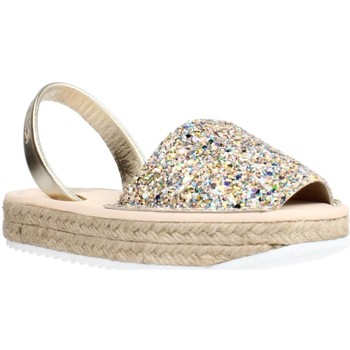 Sapatos Rapariga Sandálias Ria 21920 21224 Ouro
